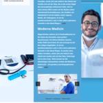 Internetseite mieten Ärzte Webseite